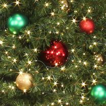 Tree Ornament Package - Colors of the Holidays - Small Ornaments