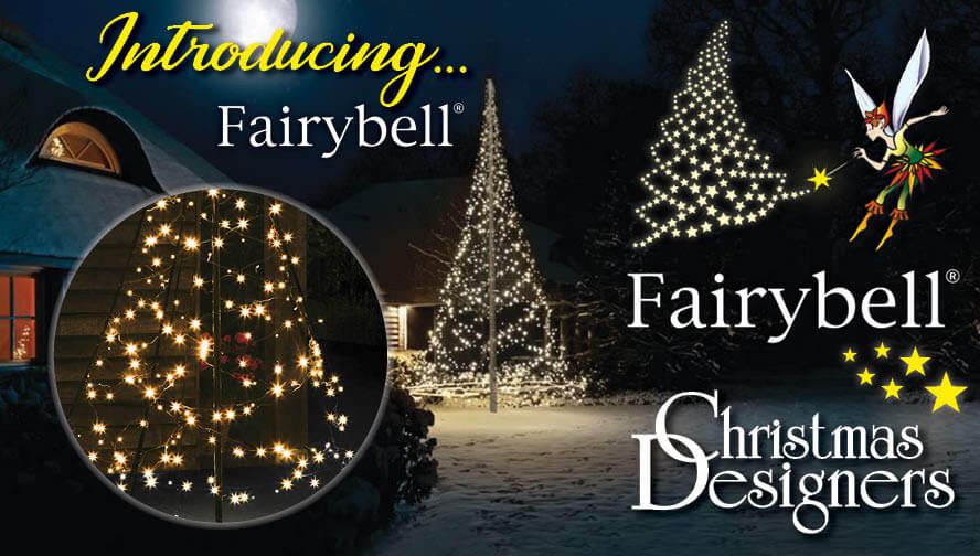 The Magic of Fairybell Trees - Christmas Trees of Lights